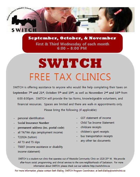 Tax Clinics